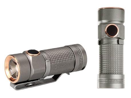 Olight S1-Titanium Baton