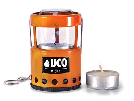Uco Micro Candle Lantern Orange