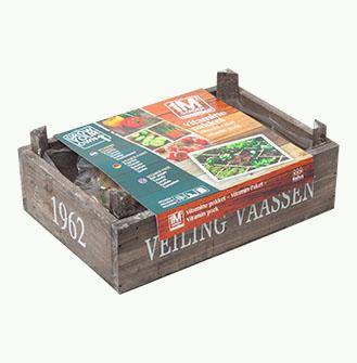 Vierkante meter tuin - Vitamine Pakket (klein)
