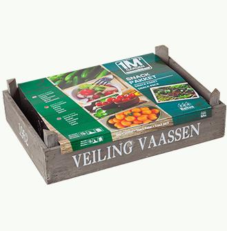 Vierkante meter tuin - Snack pakket