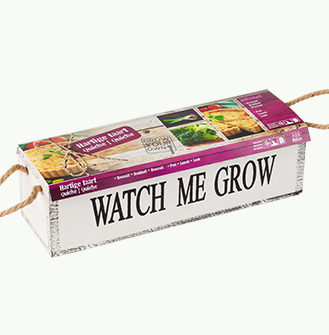 Watch me grow - Hartige taart