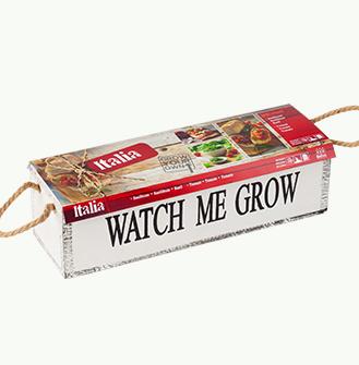 Watch me grow - Italië