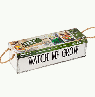 Watch me grow - Groentesoepje