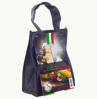 Italiaanse invloeden - Italia Speciale (Tasje)