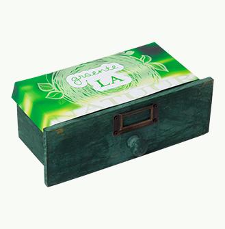 Groen=Leven - Groentela (groen)