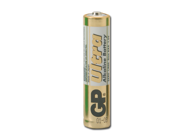 battery AAA alcalic