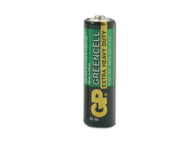 battery AA alcalic