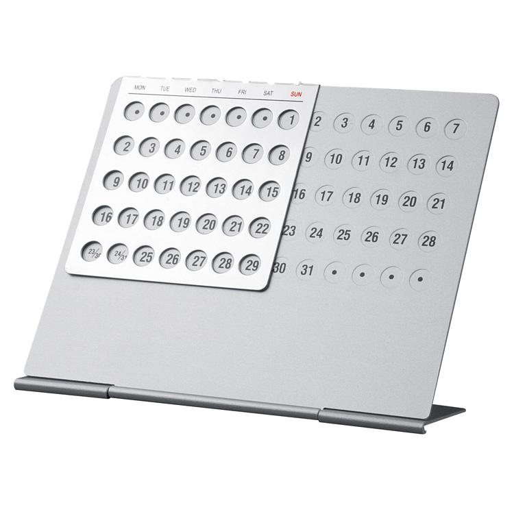 Aluminium kalender