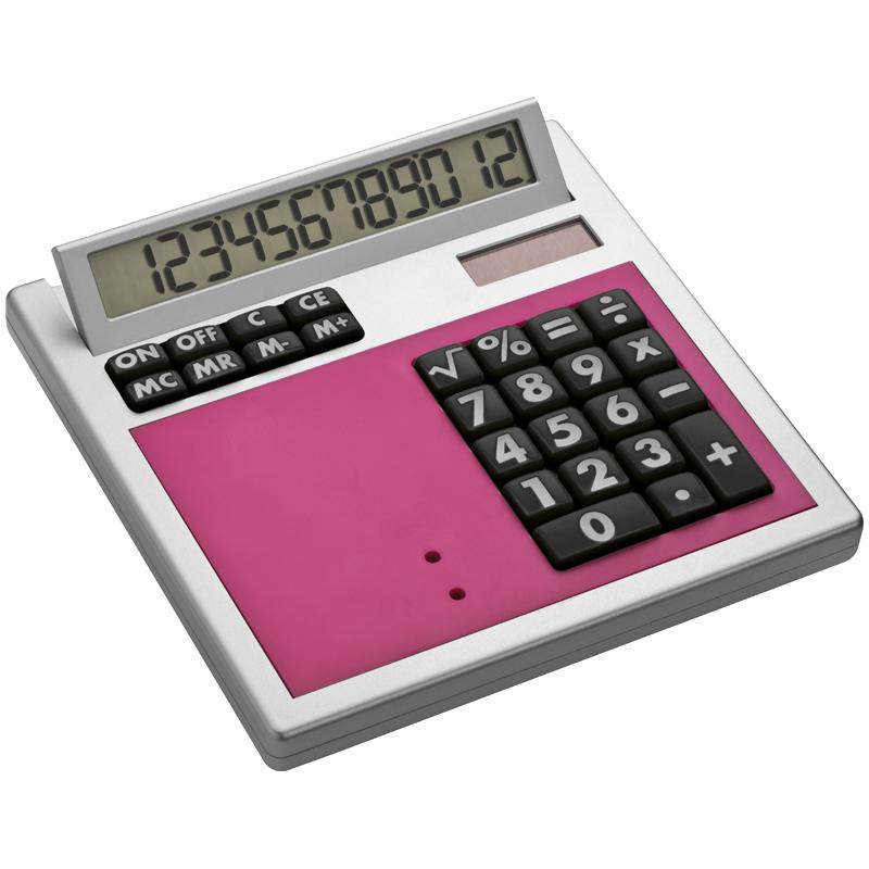 Calculator Own Design met inlegplaatje
