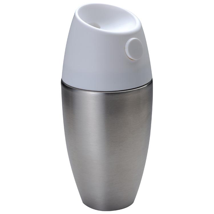 CrisMa RVS isoleerbeker in Shaker-design