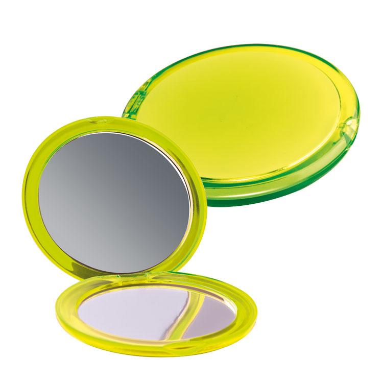 Plastic opvouwbare spiegel
