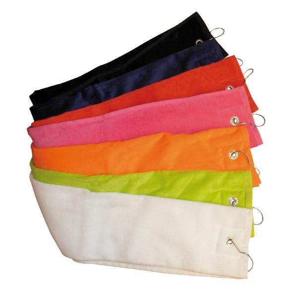 Beaulise Promotion Golfhanddoek wit