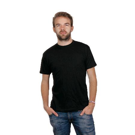 T-shirt 150 gr/m² gekleurd - L