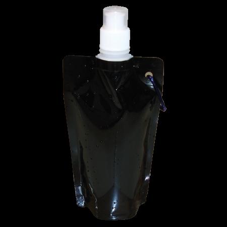 Waterzak met karabijn haak 500 ml. leeg
