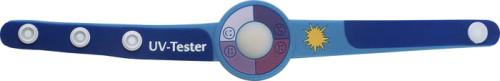 PVC UV tester, model 'horloge'